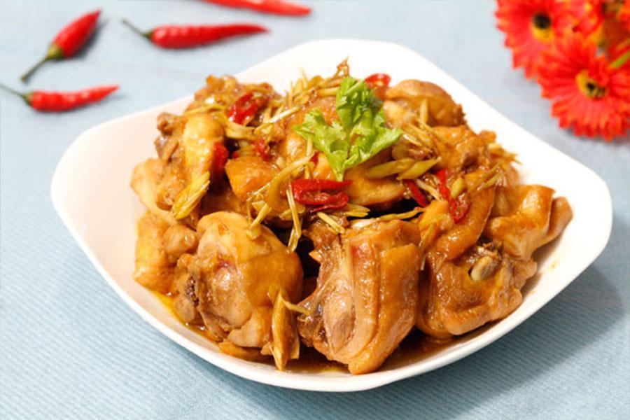 Thực đơn tiệc gia đình quận 1: Hấp dẫn với những món ngon nấu từ gà