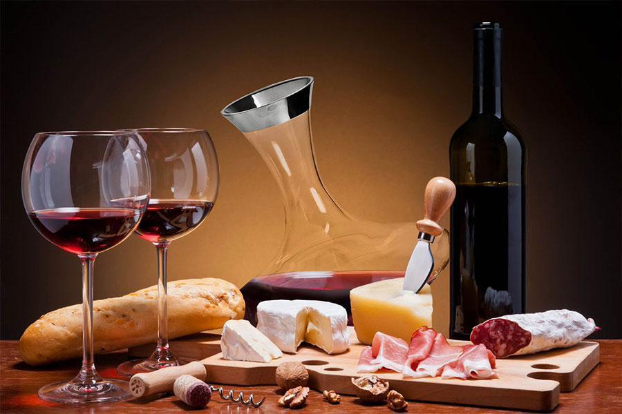 Sự kết hợp rượu vang đúng chuẩn cho món ăn thêm trọn vị | Đặt tiệc tại văn phòng