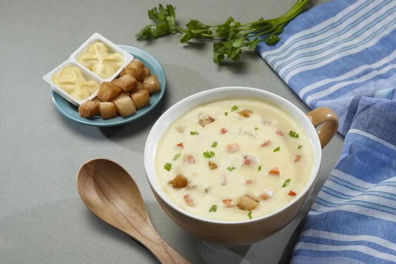 Đặt tiệc gia đình với 4 món súp tuy đơn giản nhưng thơm ngon vô cùng